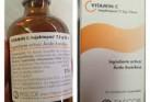 Vitamina c solución ascorbica vial 50 ml